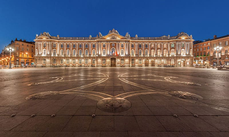 Panorama de Toulouse, la ville Rose